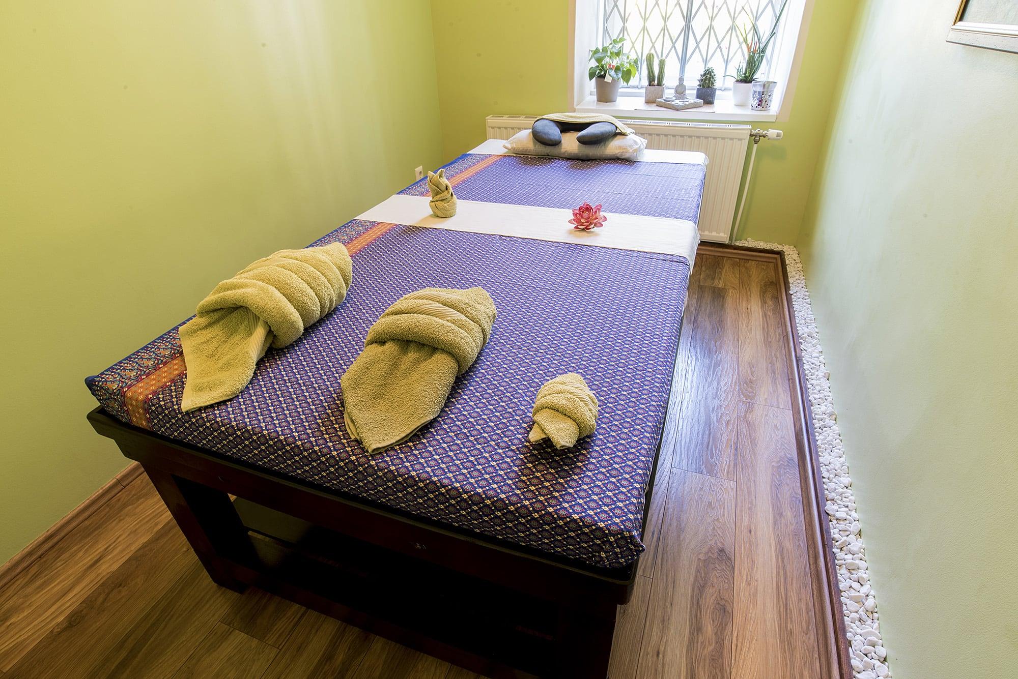 Isaan Massage Traditionelle Thaimassage